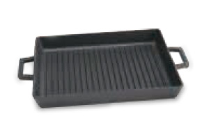 CAST IRON GRILL PAN - PL3226