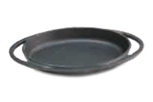 CAST IRON PAN - PE2114