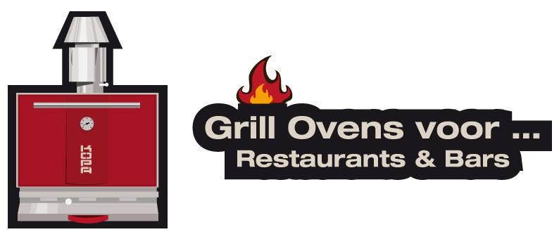 KOPA Houtskoolovens voor Restaurants & Bars